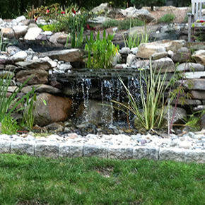 Ponds And Water Features From Carroll Landscaping